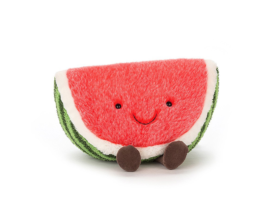 Kew Shop Jellycat Watermelon Soft Toy