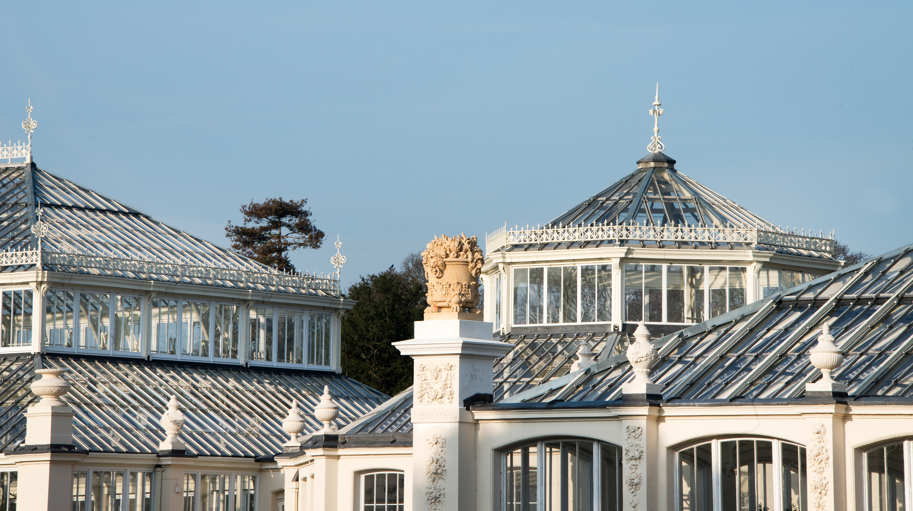 Temperate House, Jeff Eden / RBG Kew