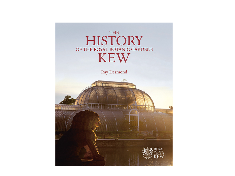 A history of Kew Gardens