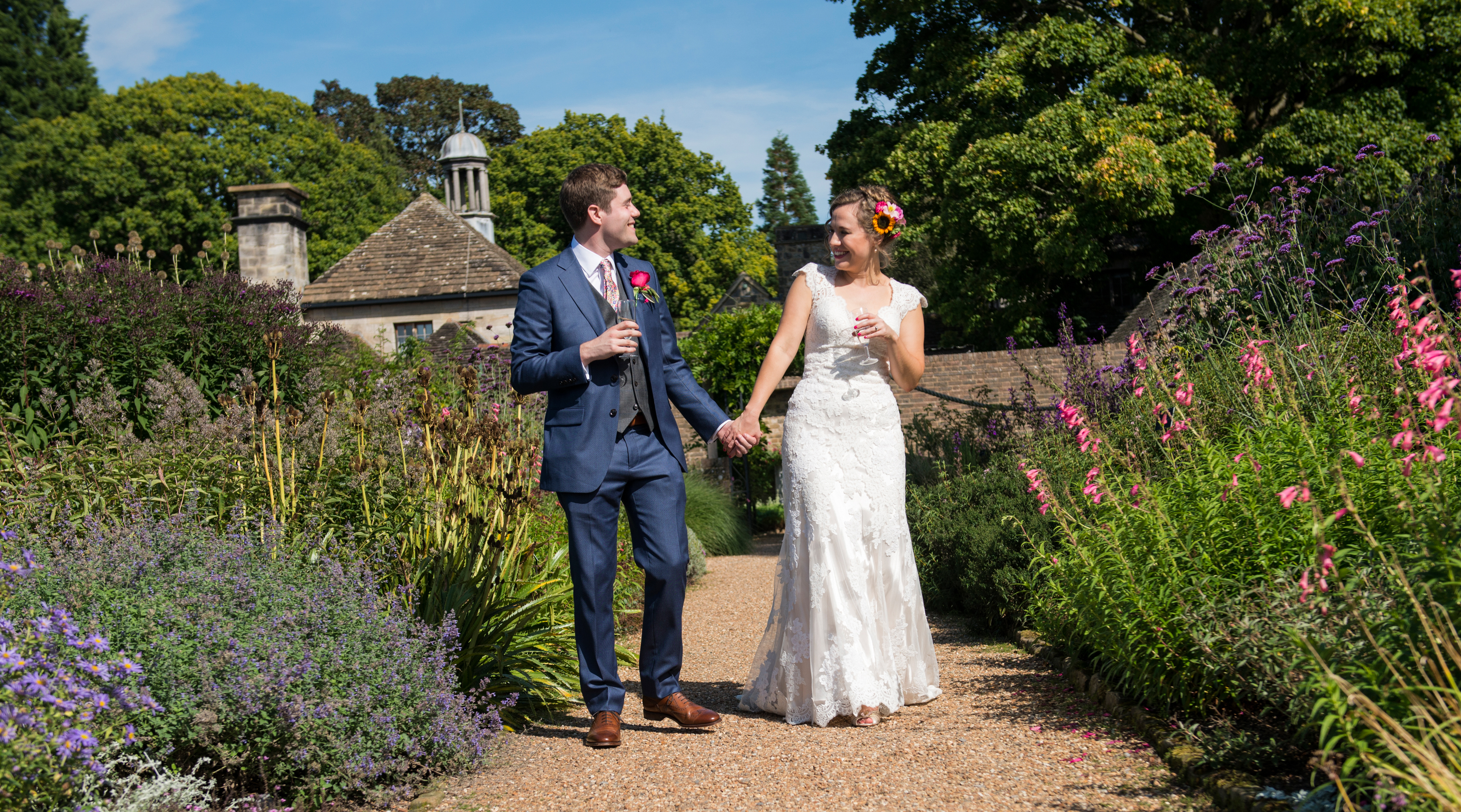 Wedding at Wakehurst