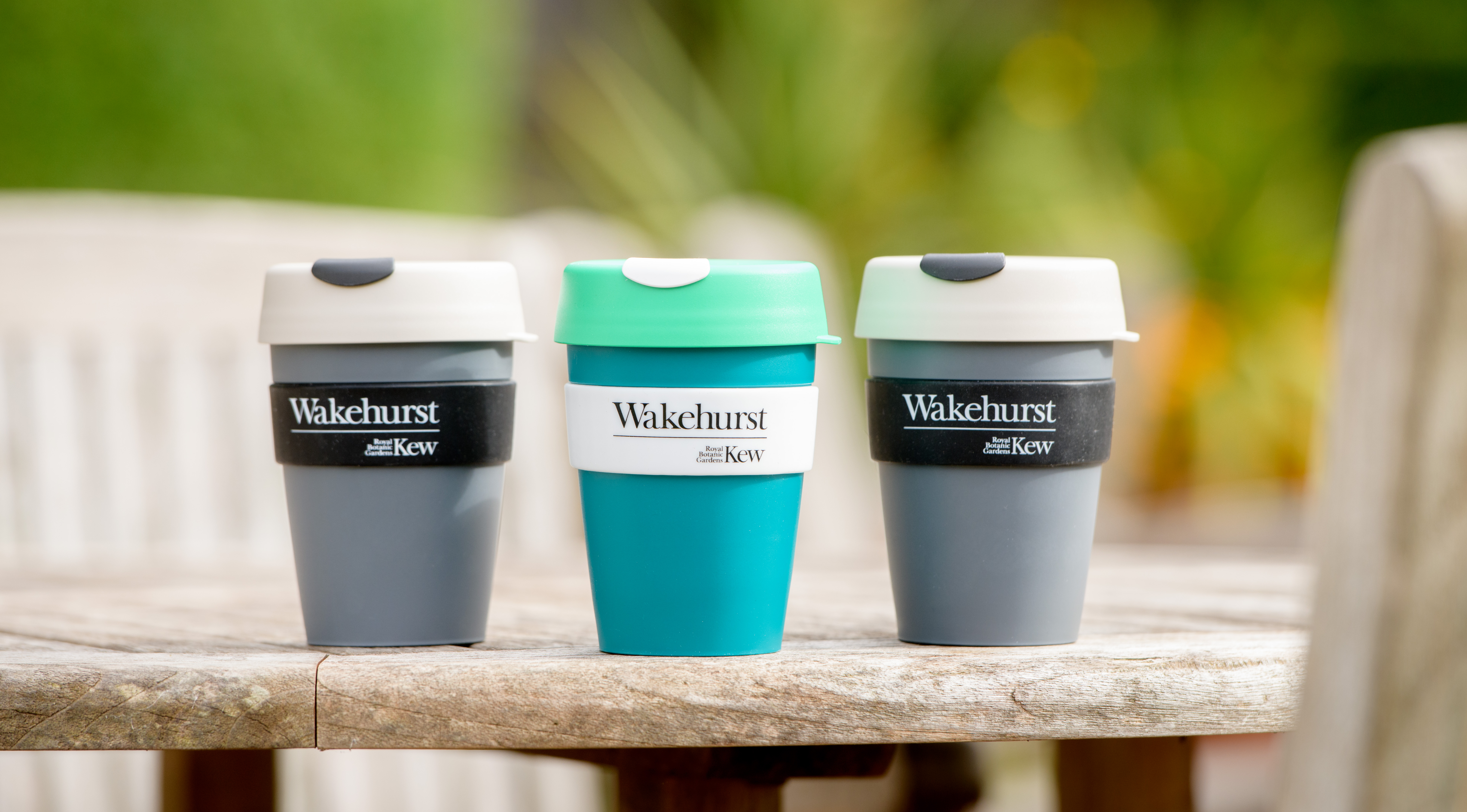 Wakehurst reusable coffee cups