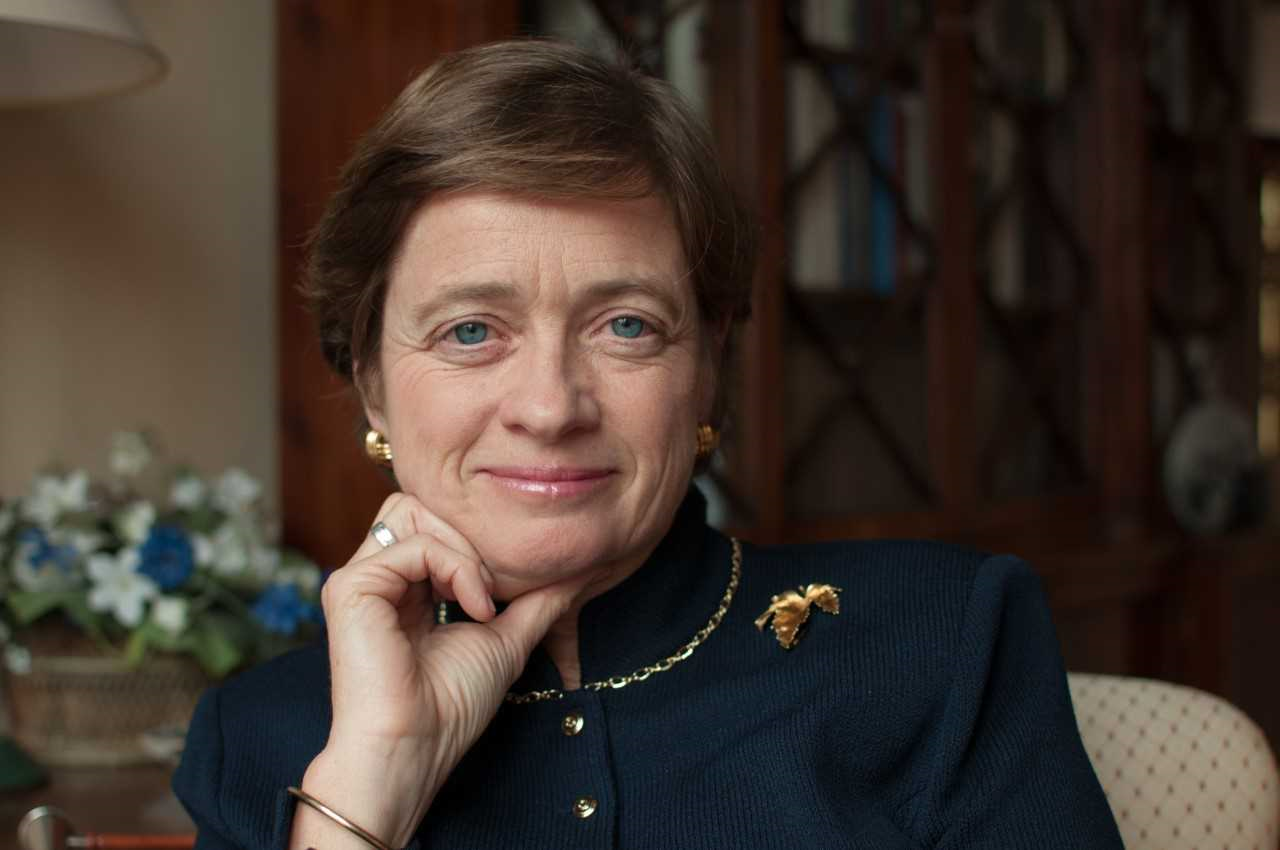Dame Amelia Fawcett, Chair of Board of Trustees