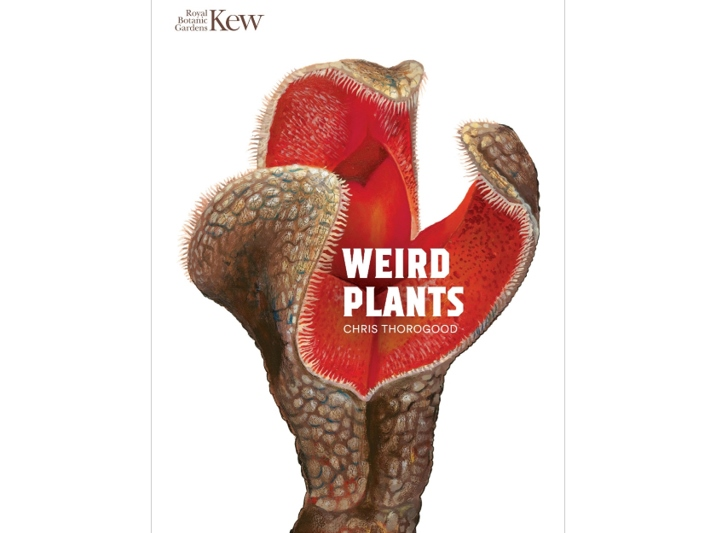 Weird plants book