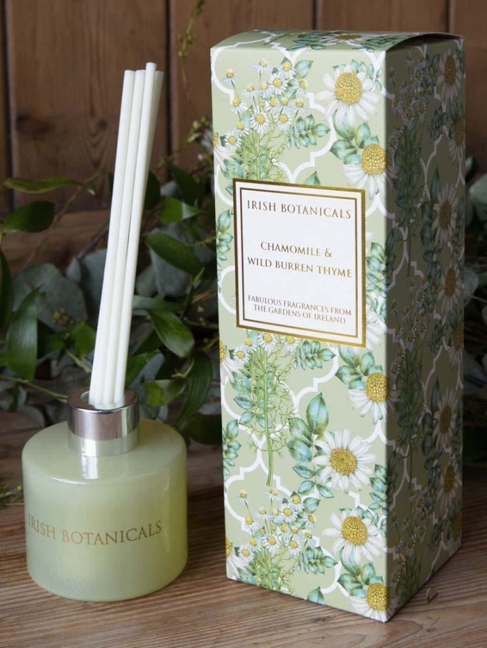 Chamomile and thyme diffuser