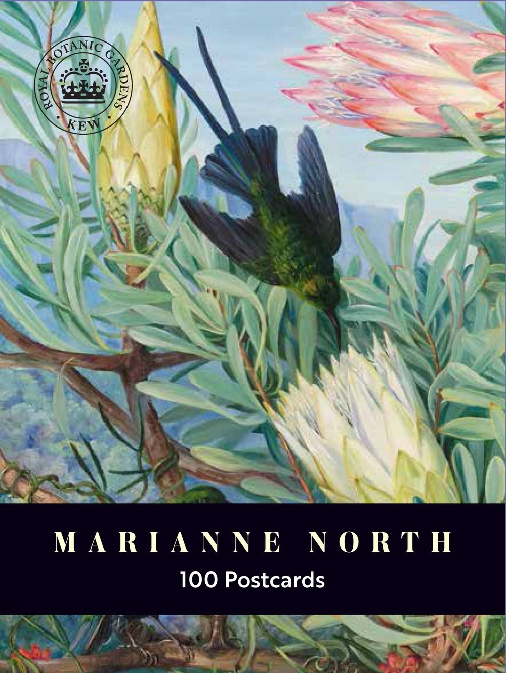 Marianne North postcards