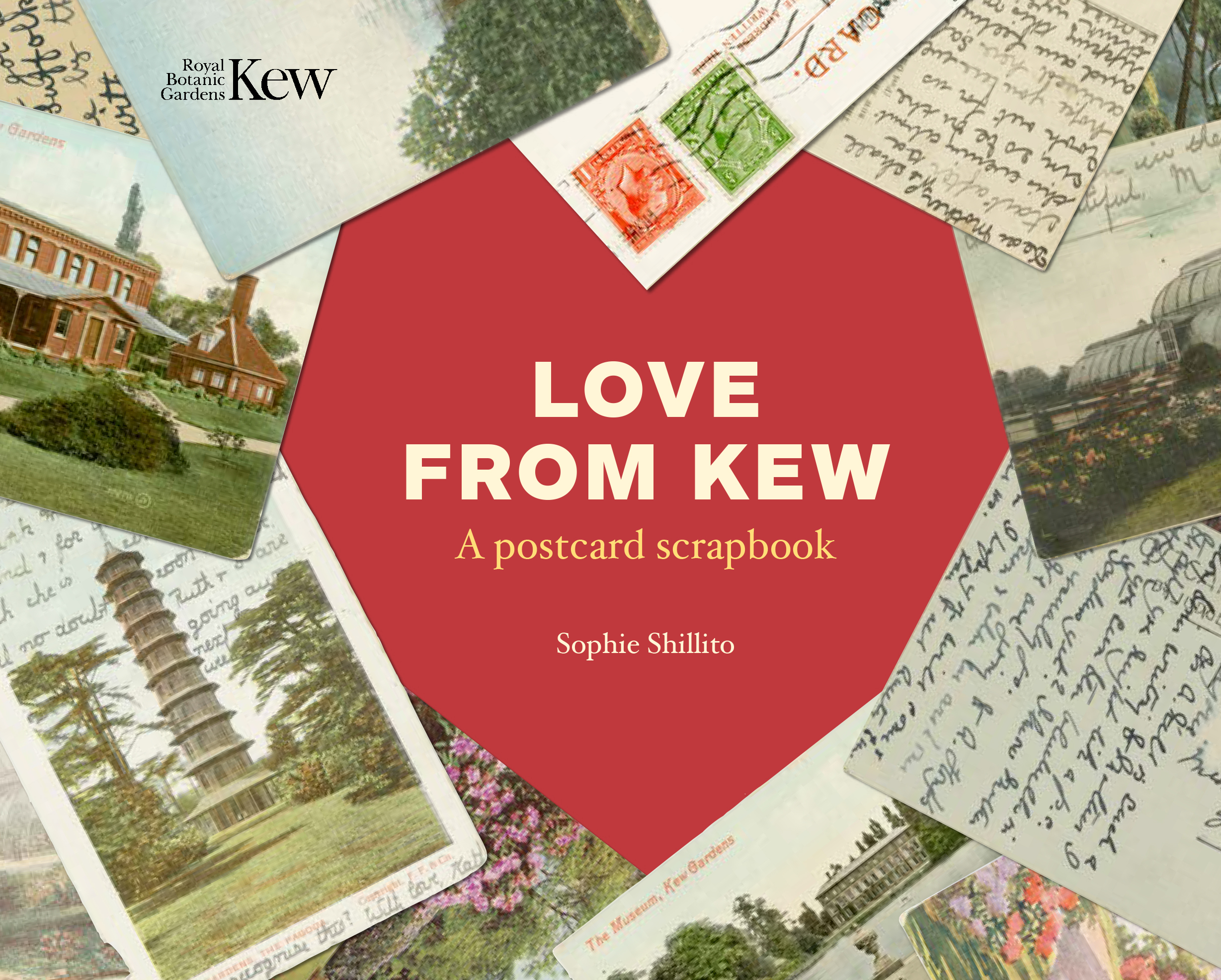 Cover art of Love from Kew