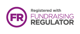 Kew Fundraising Regulator logo