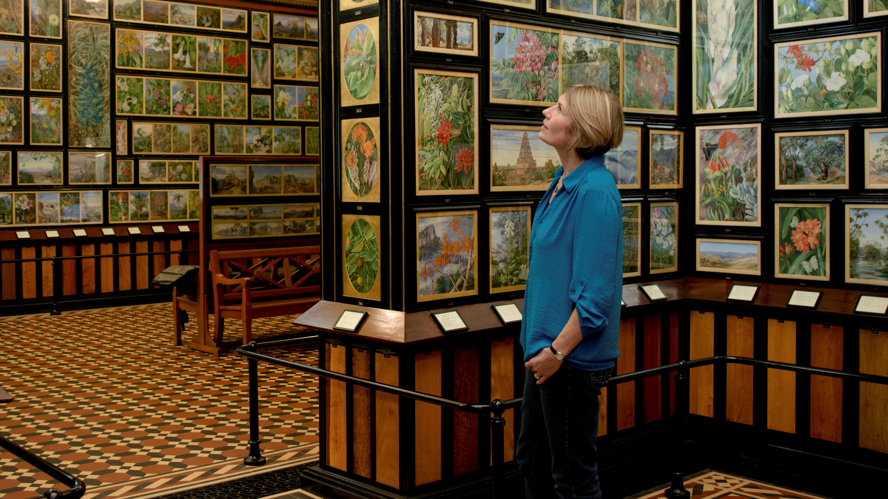 Marianne North Gallery
