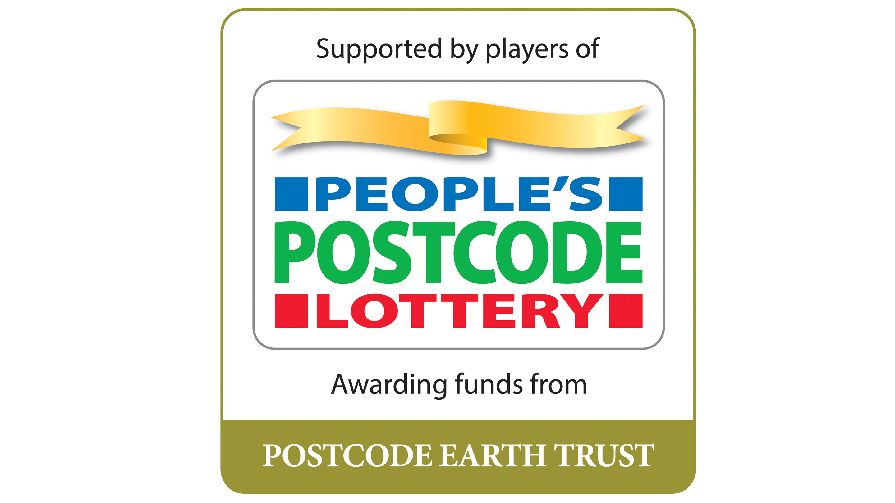 Image showing logo for People's Postcode Lottery.