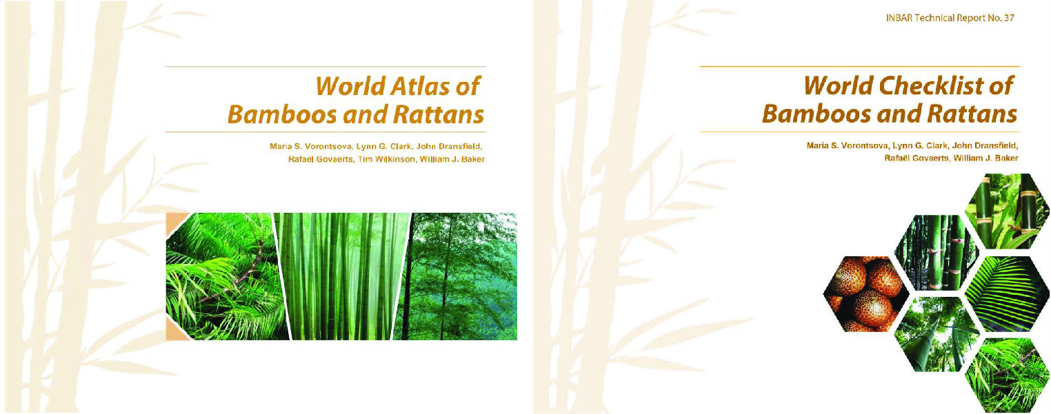 World Checklist, and Atlas of Bamboos and Rattans