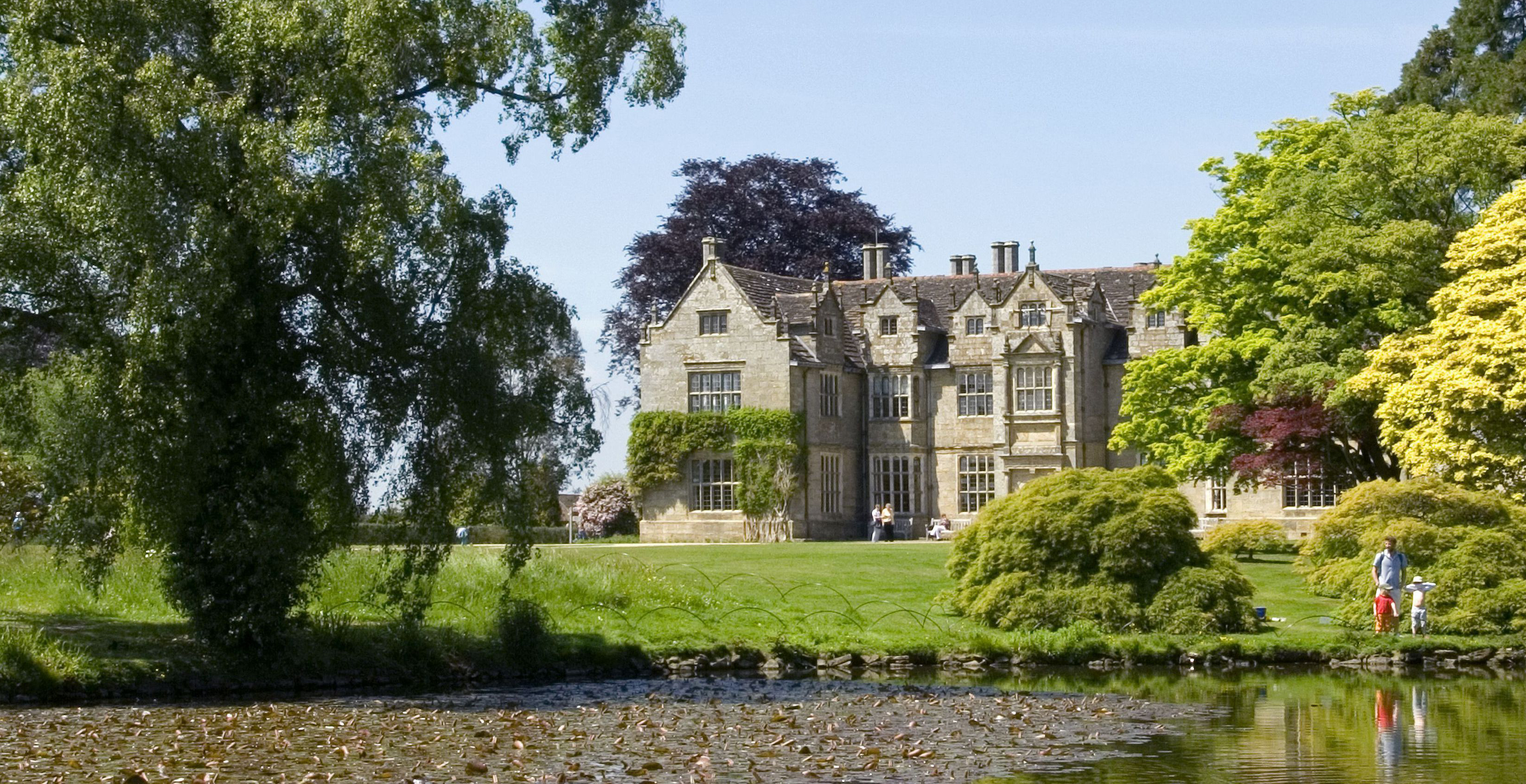 Photo of the Mansion House at Wakehurst Place