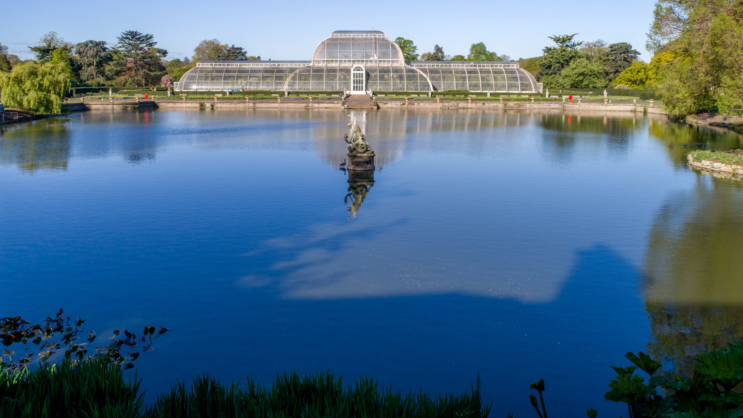 The Palm House at Kew