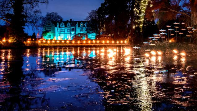 Glow Wild lantern festival