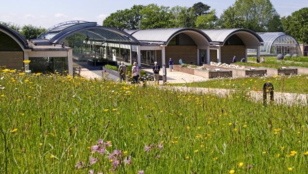 Millennium Seed Bank at Wakehurst
