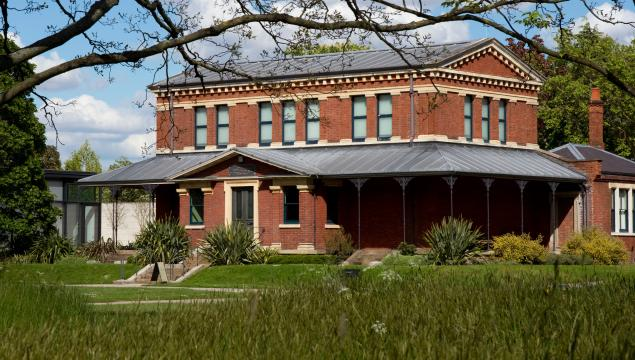 Marianne North Gallery exterior
