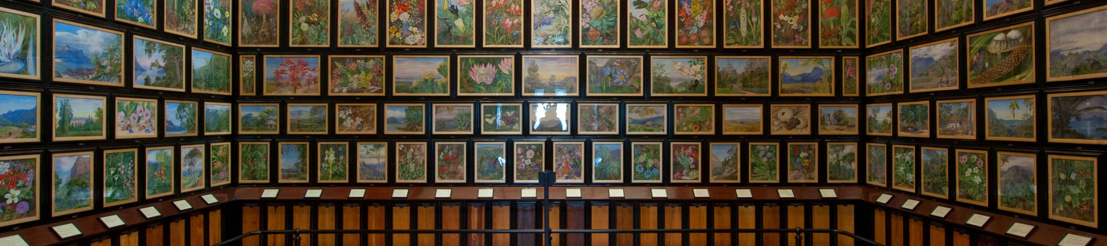 The Marianne North Gallery