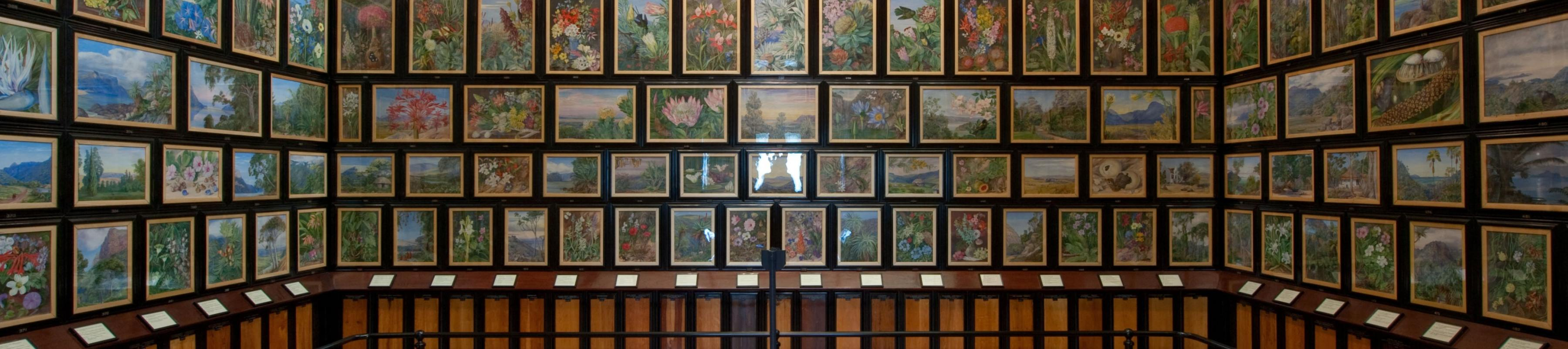 Marianne North Gallery, RBG Kew