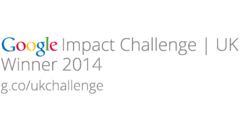 Google Impact Challenge Logo