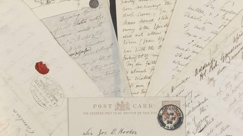 Joseph Hooker Correspondence