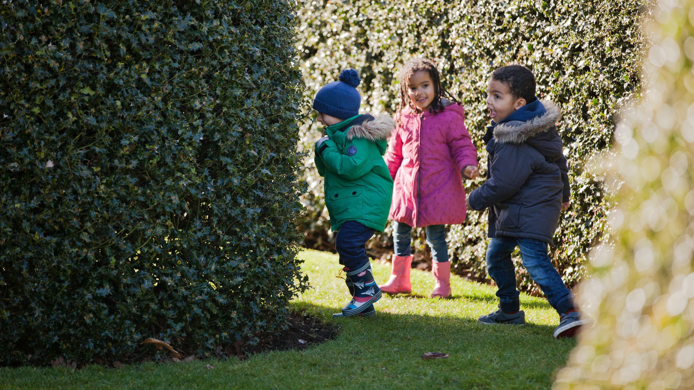 Winter at Kew (Image: Megan Taylor)