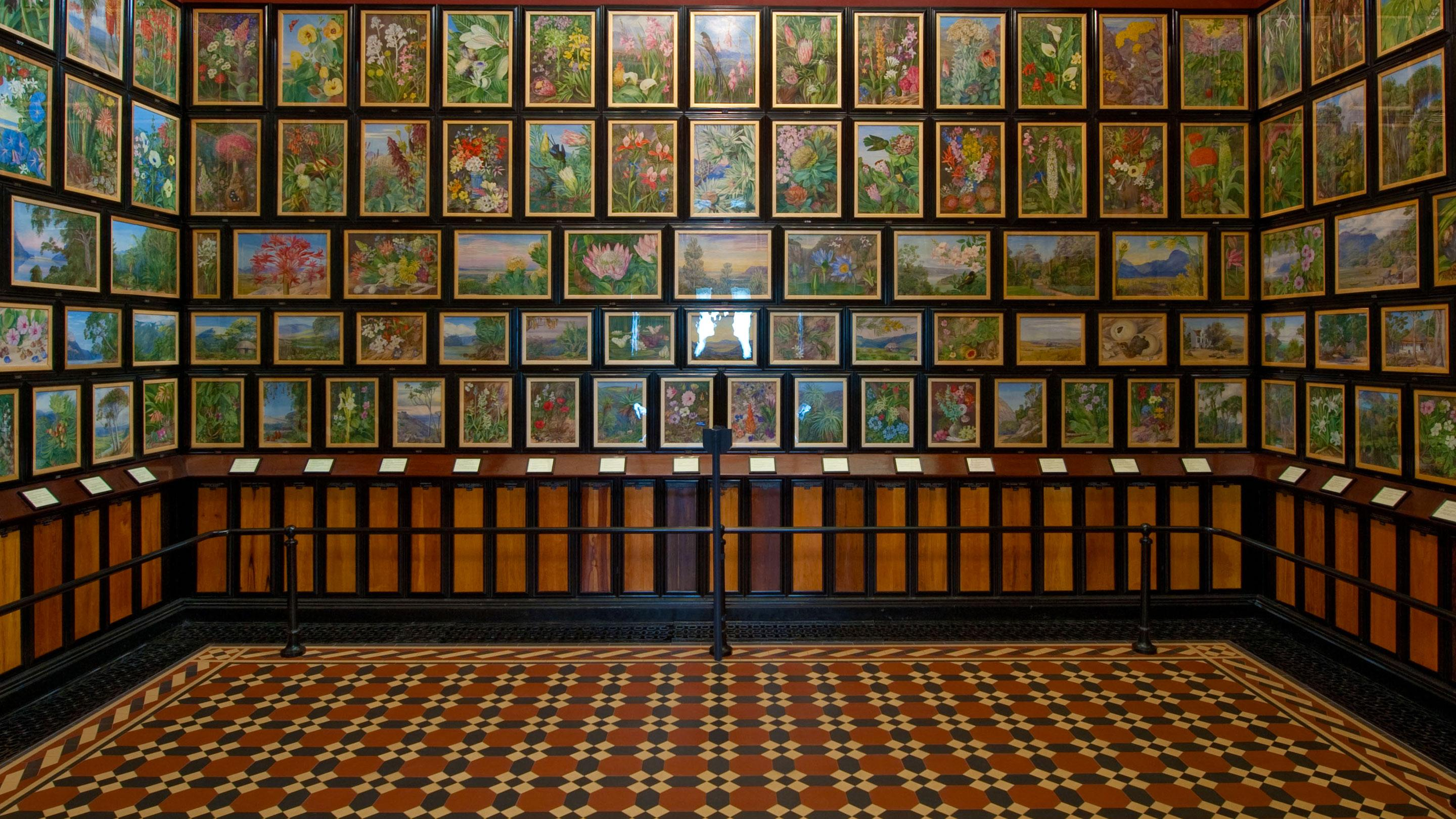 Marianne North Gallery | Historic Attractions At Kew Gardens