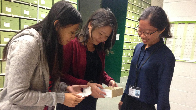 Lee Foundation Botany and Biodiversity Scholars at Kew