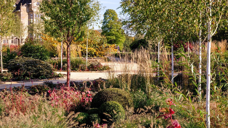 Stunning New Winter Garden For Wakehurst Kew