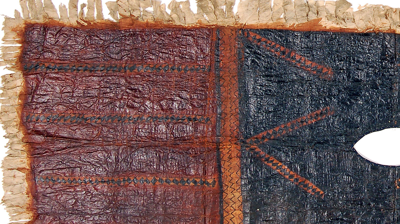Pacific barkcloth