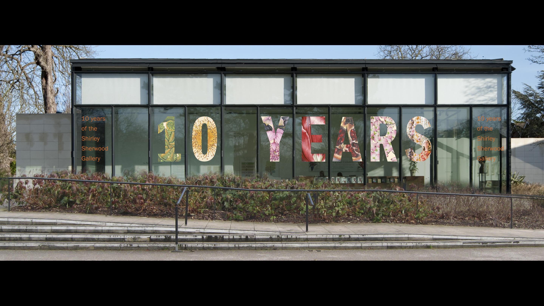 Shirley Sherwood Gallery   Kew