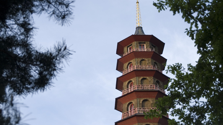 Climb The Great Pagoda Kew