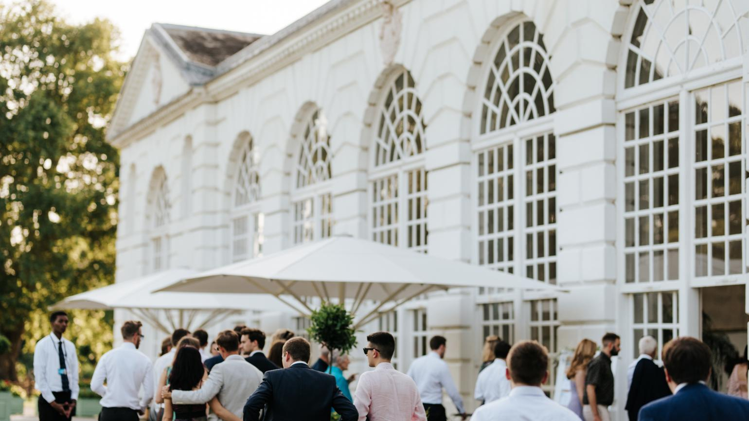 The Orangery, Private events