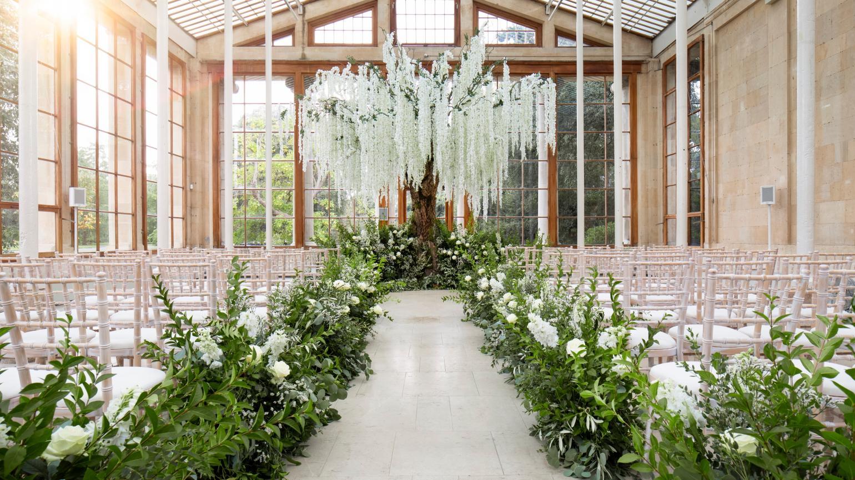 Iconic wedding | Kew