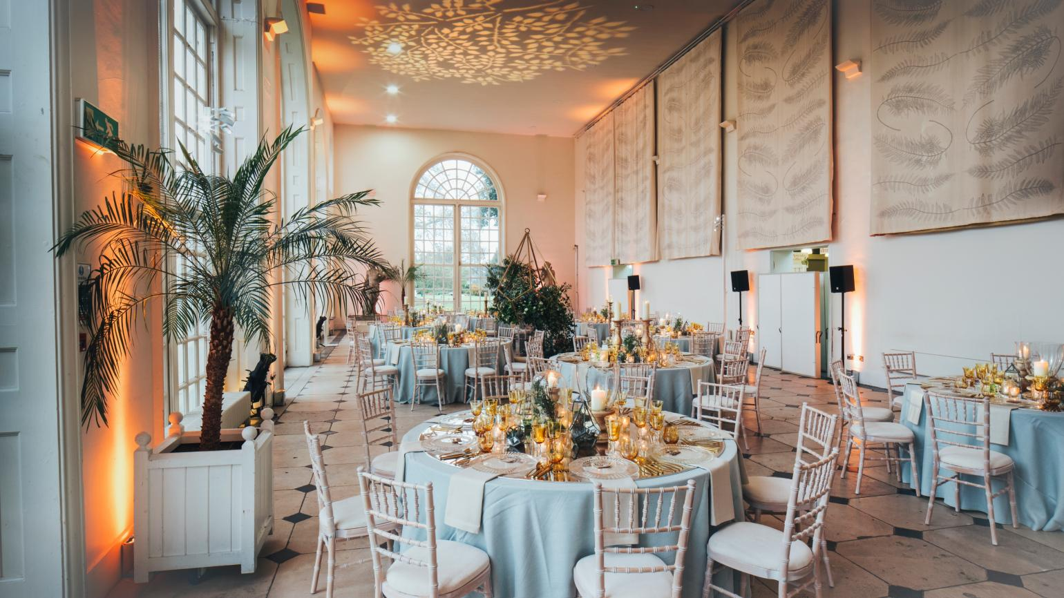 The Orangery, Asian wedding