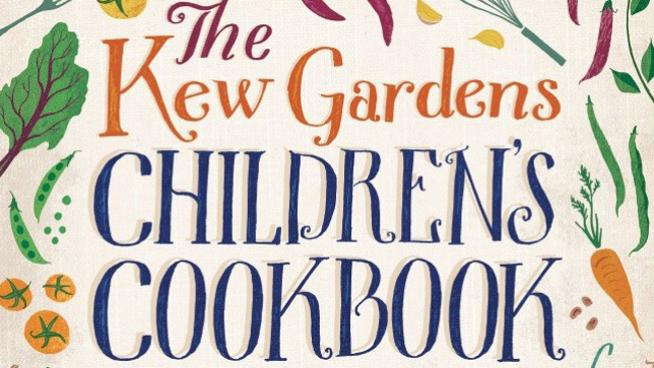 Children's Cookbook, Plant, cook, eat!