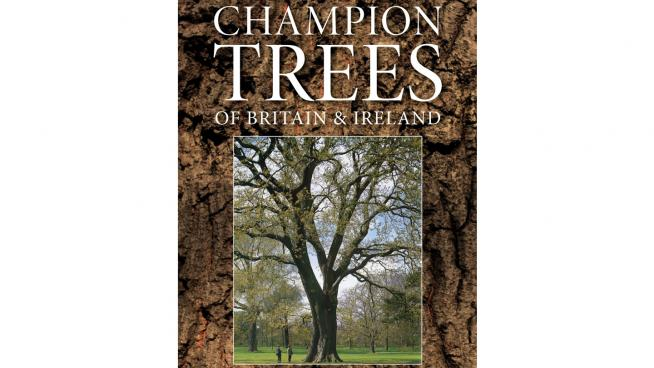 Champion trees book cover