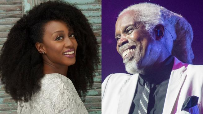 Beverley Knight and Billy Ocean - Kew the Music