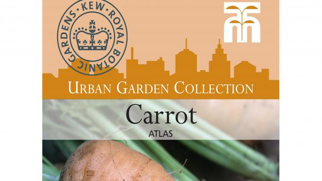 RBG Kew Urban Garden Collection, Carrot Atlas