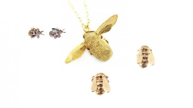 Jewellery from the Hive
