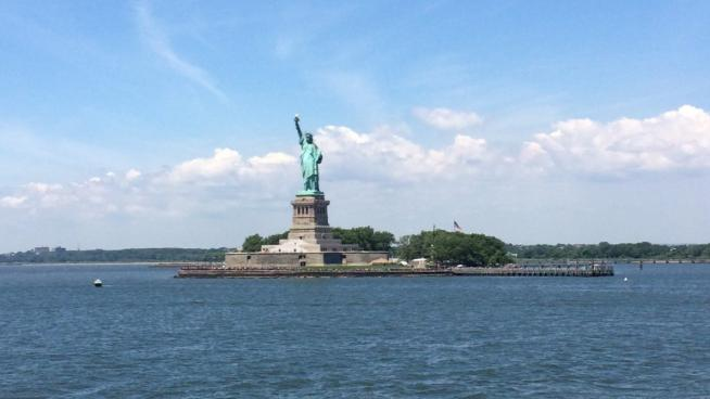 Image showing the Statue of Liberty
