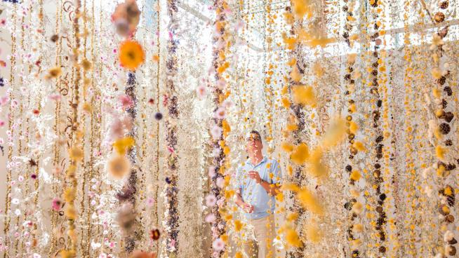 Rebecca Louise Law: Life in Death at Kew  (Photo: Charles Emerson)