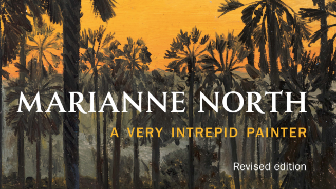 Marianne North: A Very Intrepid Painter book