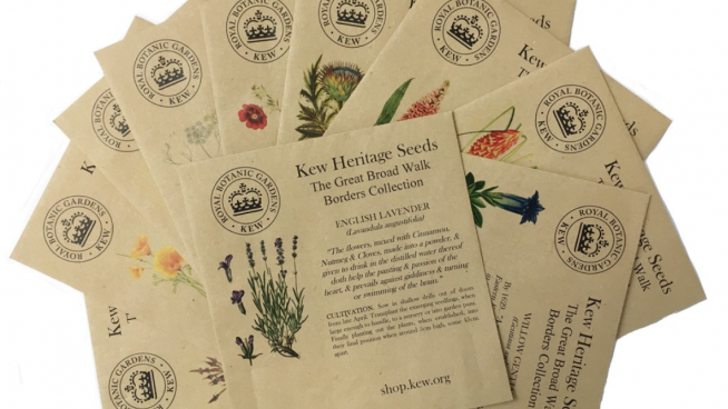 Kew Heritage Seed Collection