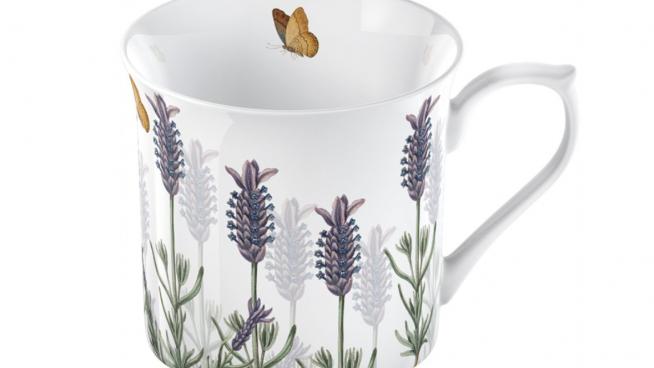 Kew Lavender Mug