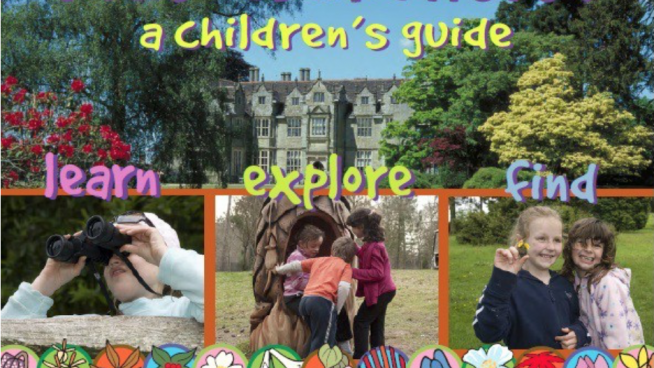 Kids' Wakehurst book front cover