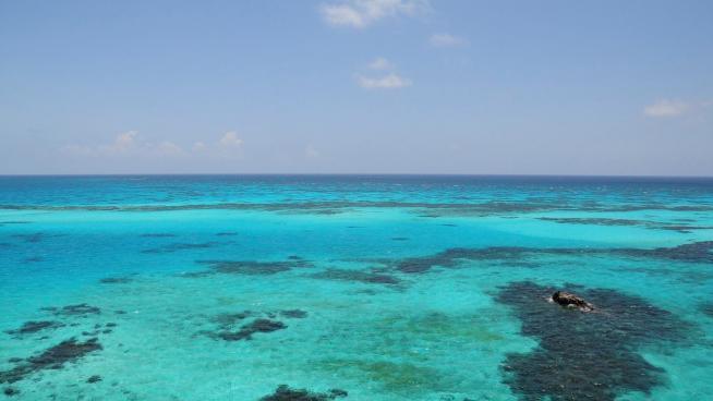 Seven colour sea - Caribbean sea, San Andrés, Colombia