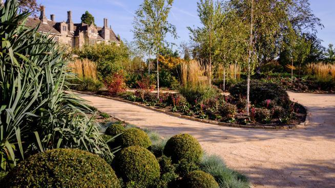 Winter Garden at Wakehurst