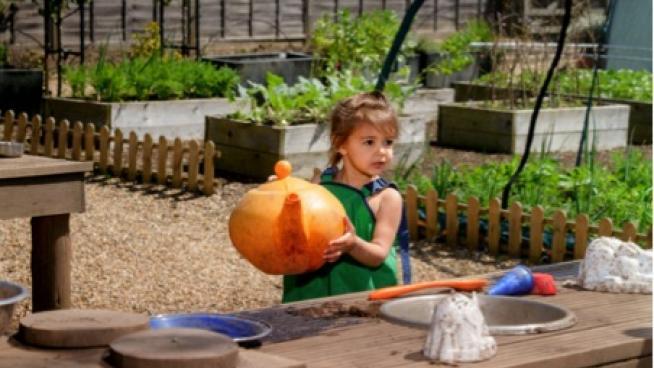 The Children's Heritage Garden