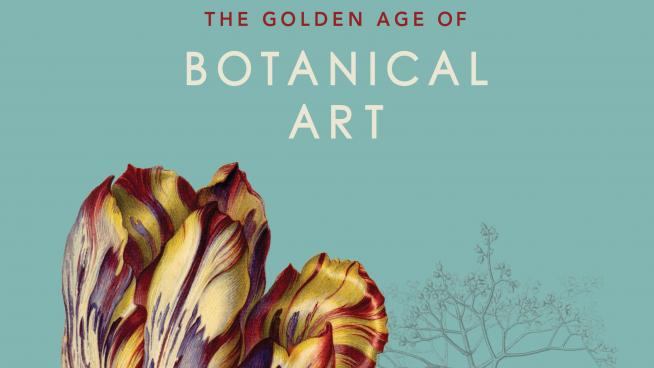 Golden Age of Botanical Art, Martyn Rix