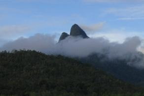 Photo of Mt Nok New Guinea