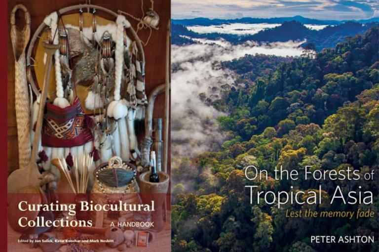 Kew Publishing book covers